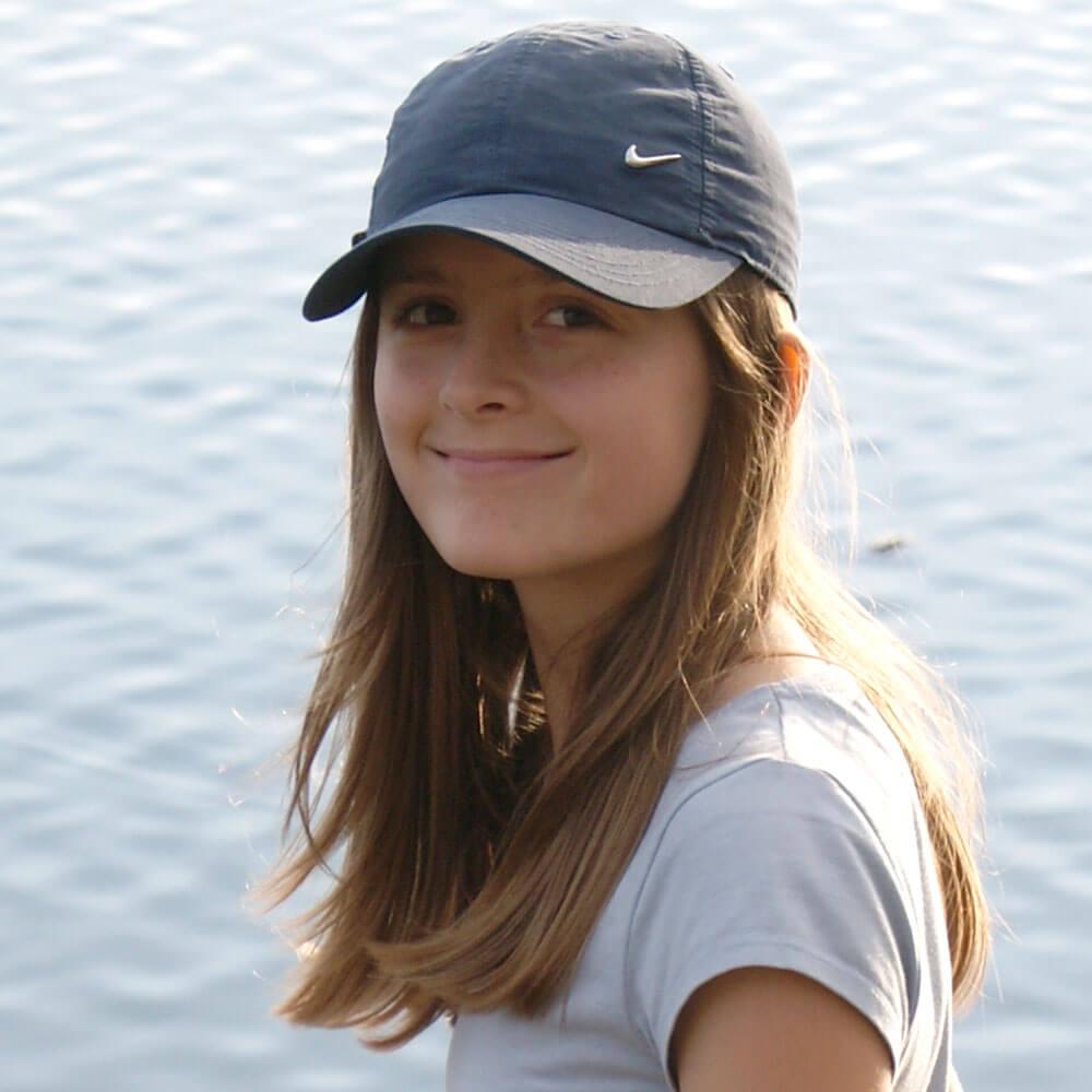 Clara (12- Kursbesuch mit 9)